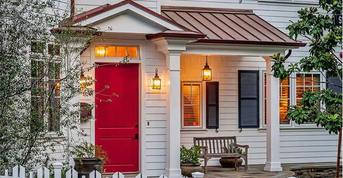 Exterior High Quality Painting San Diego Door painting in San Diego